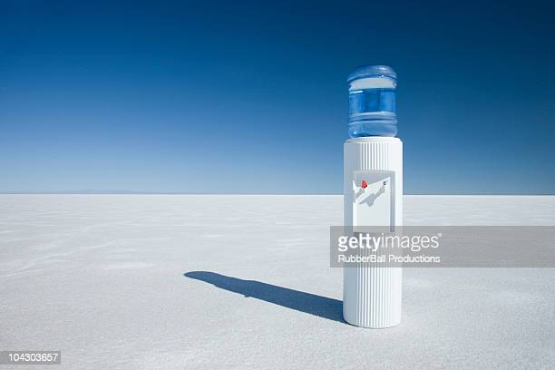 water cooler in the middle of nowhere