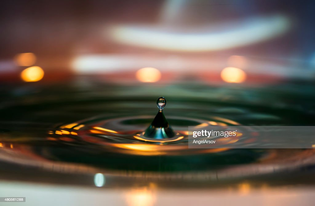 Water drop : Stock Photo