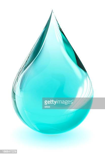 Water droplet (with clipping path)