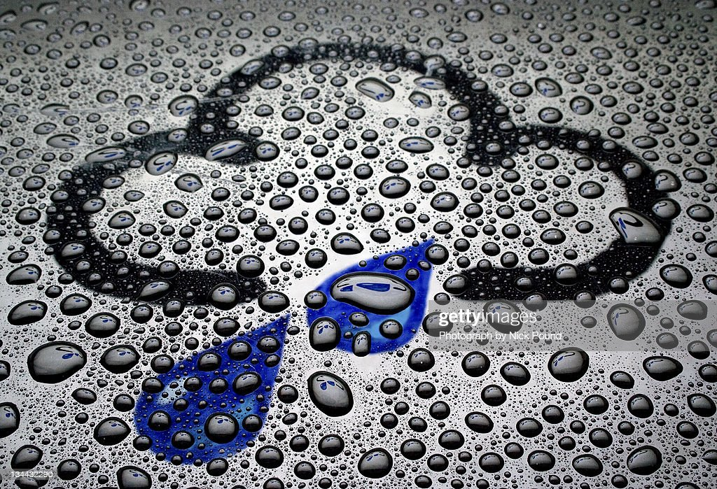 Water droplets : Stock Photo