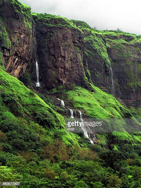 Water falls at Malshet Ghat