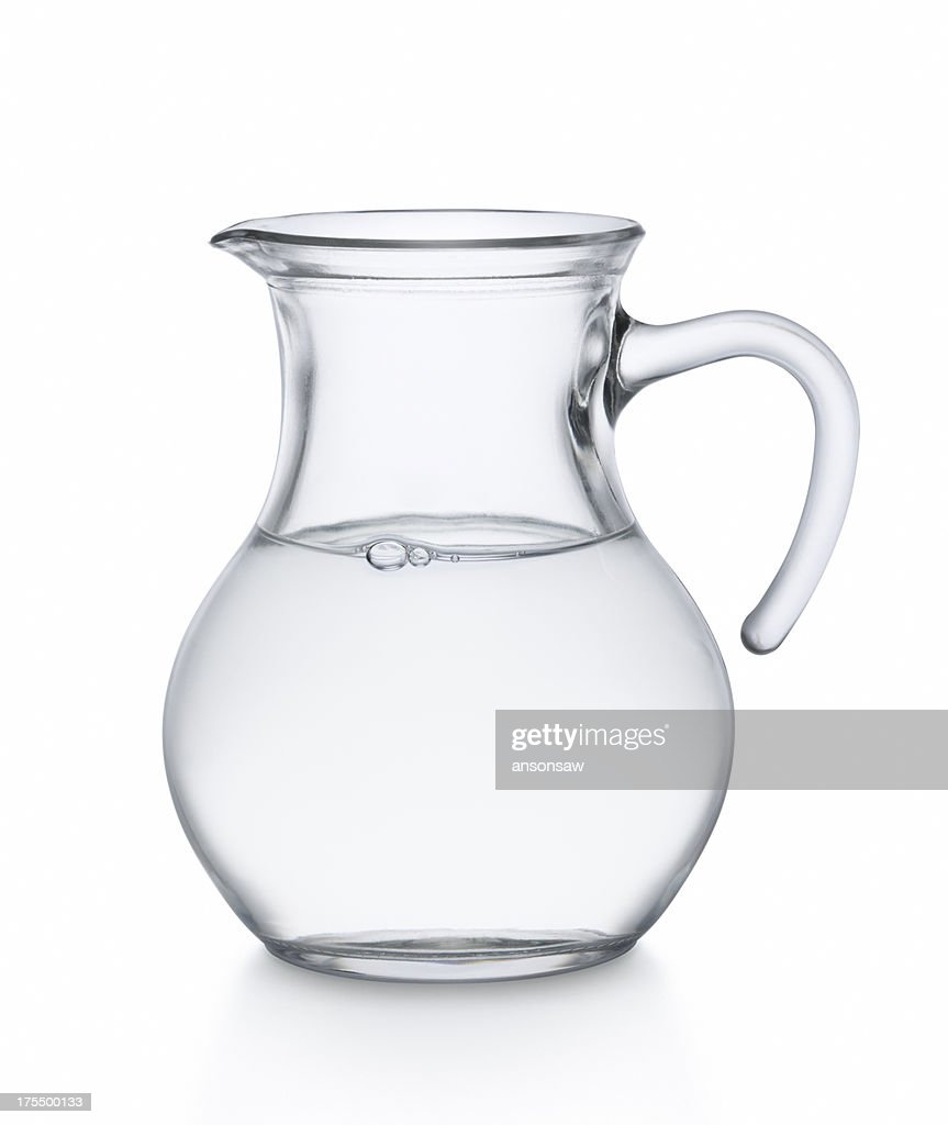 water in jug