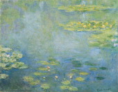 Water Lilies c 1906 Found in the collection of the Ohara Museum of Art Kurashiki