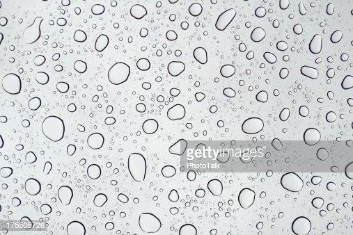 Water On White Background - XXXXXLarge