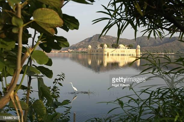 Water palace at Jaipur