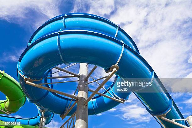 Water park pipes