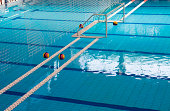 Water Polo Balls and GoalSee more WATER PARKS and SWIMMING POOLS images here: