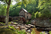 Water Powered Grist Mill