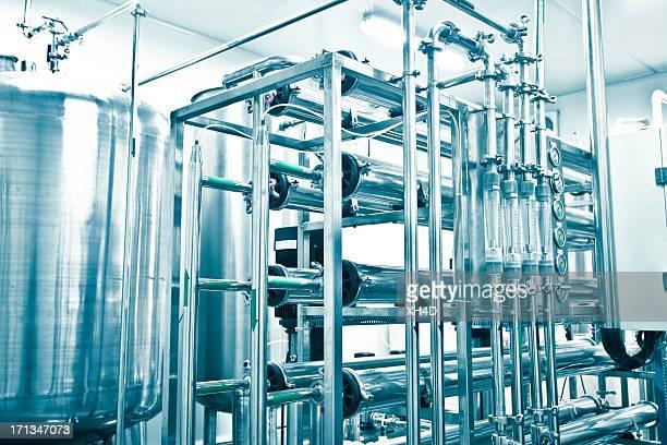 Sistema de purificación de agua