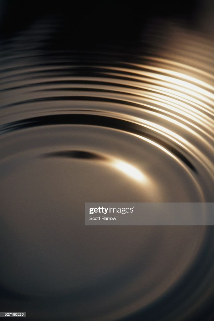 Water ripples : Foto stock