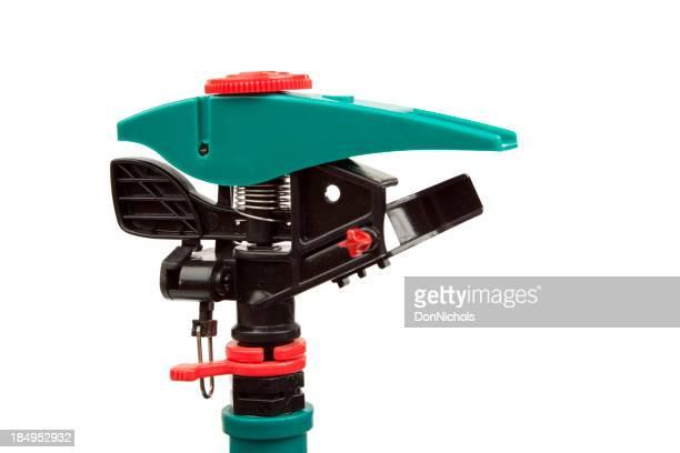 Water Sprinkler Close-up