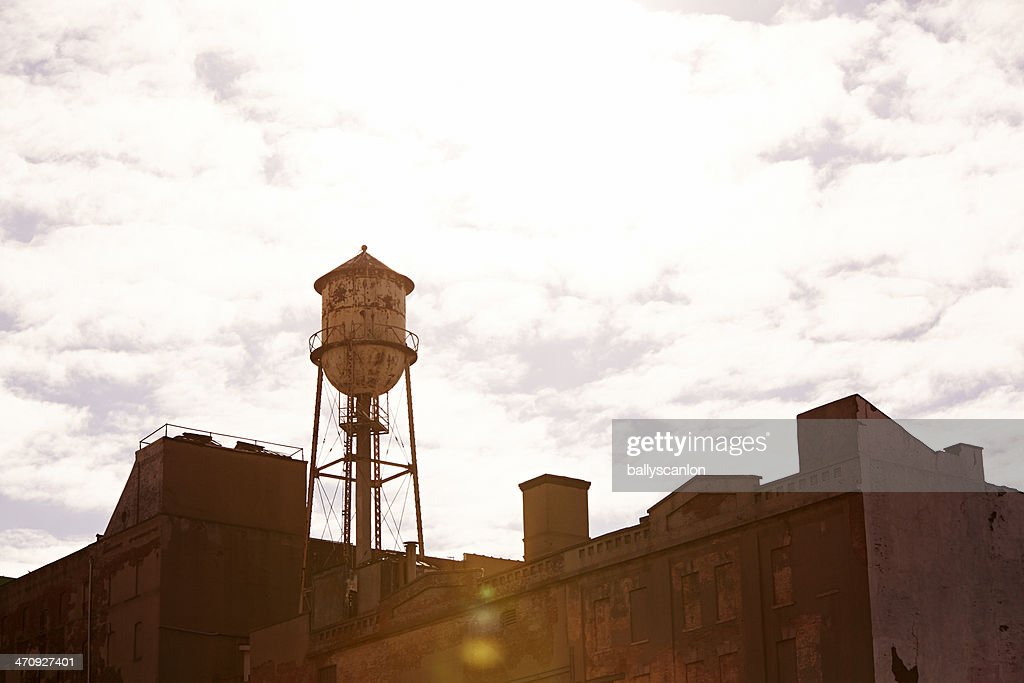 Water tower, New York City