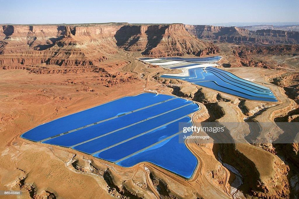 Water treatment facility in Utah