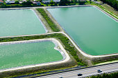 Water Treatment Ponds