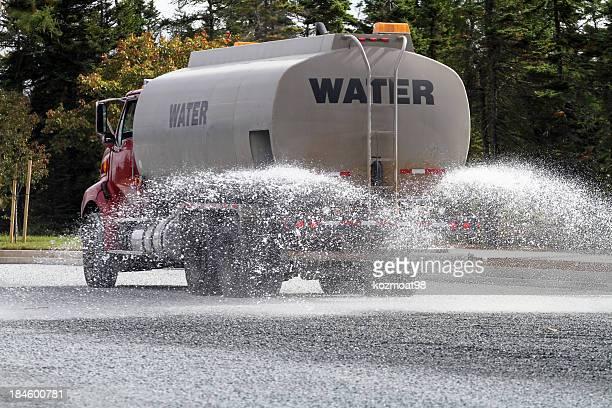 Camion l'eau