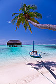 water villa on the maldives