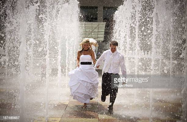 Water Wedding Portraits