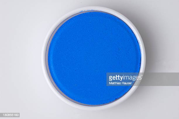 Watercolour (blue)