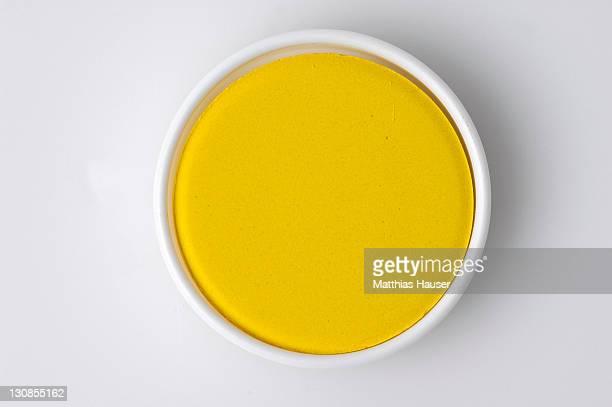 Watercolour (yellow)