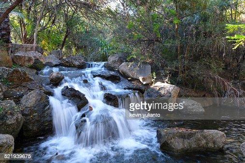 Waterfall at Sun City Resort