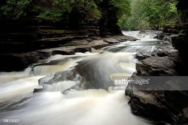 Wasserfall in Michigan