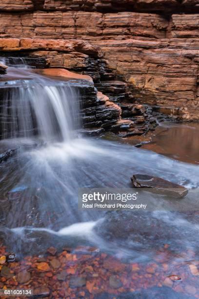 Waterfall Karijini National Park