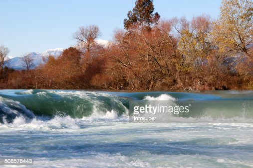 waterfall Manavgat Antalya : Stock Photo