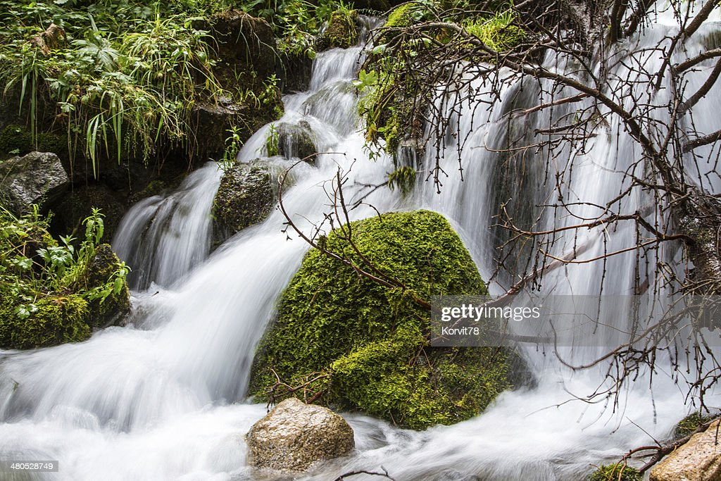 waterfall : Stockfoto