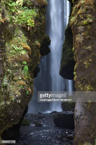 Waterfall, Storidalur, Iceland