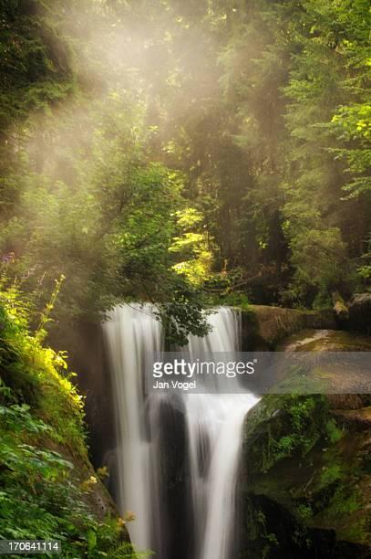 Waterfall Triberg, Germany