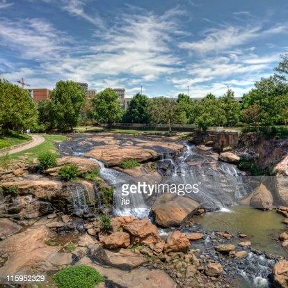Waterfalls of Greenville