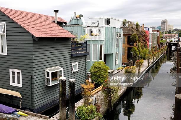 Établissement au bord de l'eau à Seattle, Washington