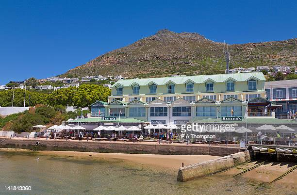 Waterfront Restaurant, Simons Town, Western Cape, South Africa