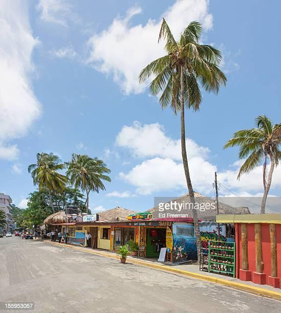 Waterfront Street, San Juan del Sur, Nicaragua
