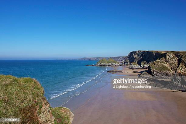 Watergate Bay, Newquay, Cornwall, England, United Kingdom, Europe