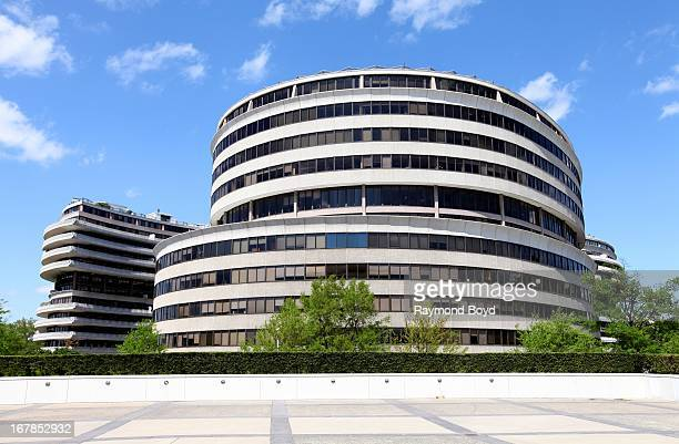 Watergate Complex in Washington DC on APRIL 20
