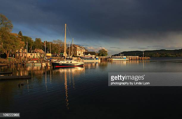 Waterhead Sunset
