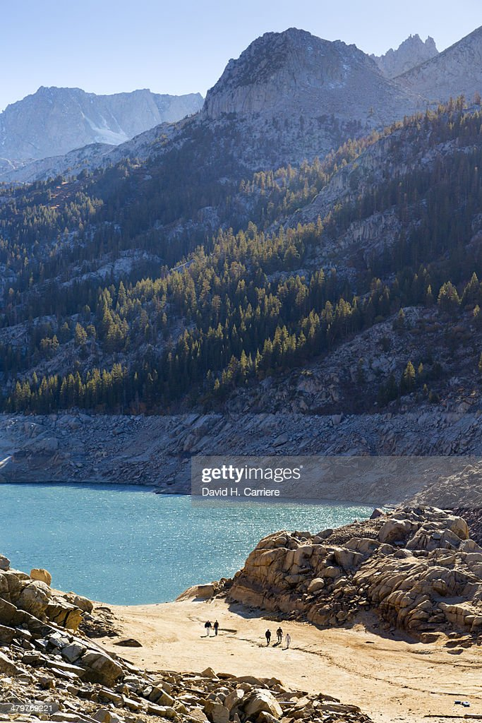 Waterless South Lake Dam Hwy 168 Bishop, CA