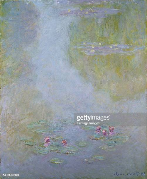 Waterlilies' 1908 Artist Claude Monet