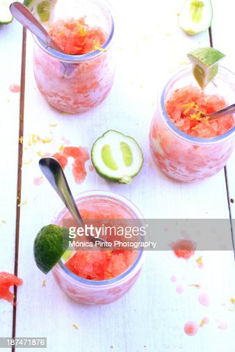 Sorbet Stock Photos and Pictures | Getty Images