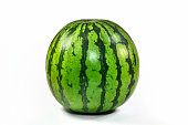 Whole is one of the watermelon