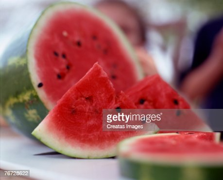 Watermelon : Stock Photo