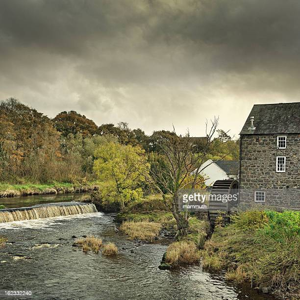 Watermill in Bushmills