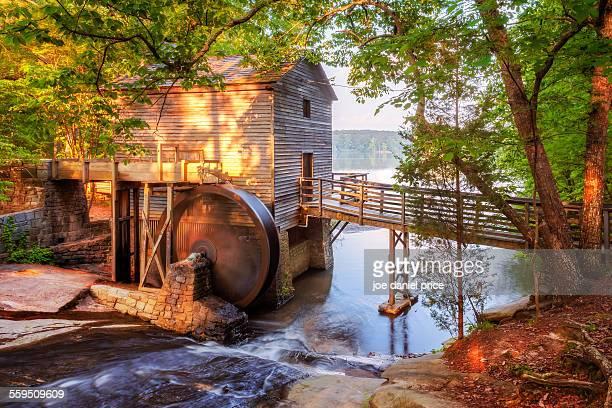 Watermill, Stone Mountain, Atlanta, Georgia, USA