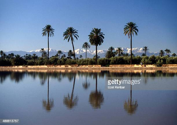 Waterpool,Atlas Mountains, Marrakech
