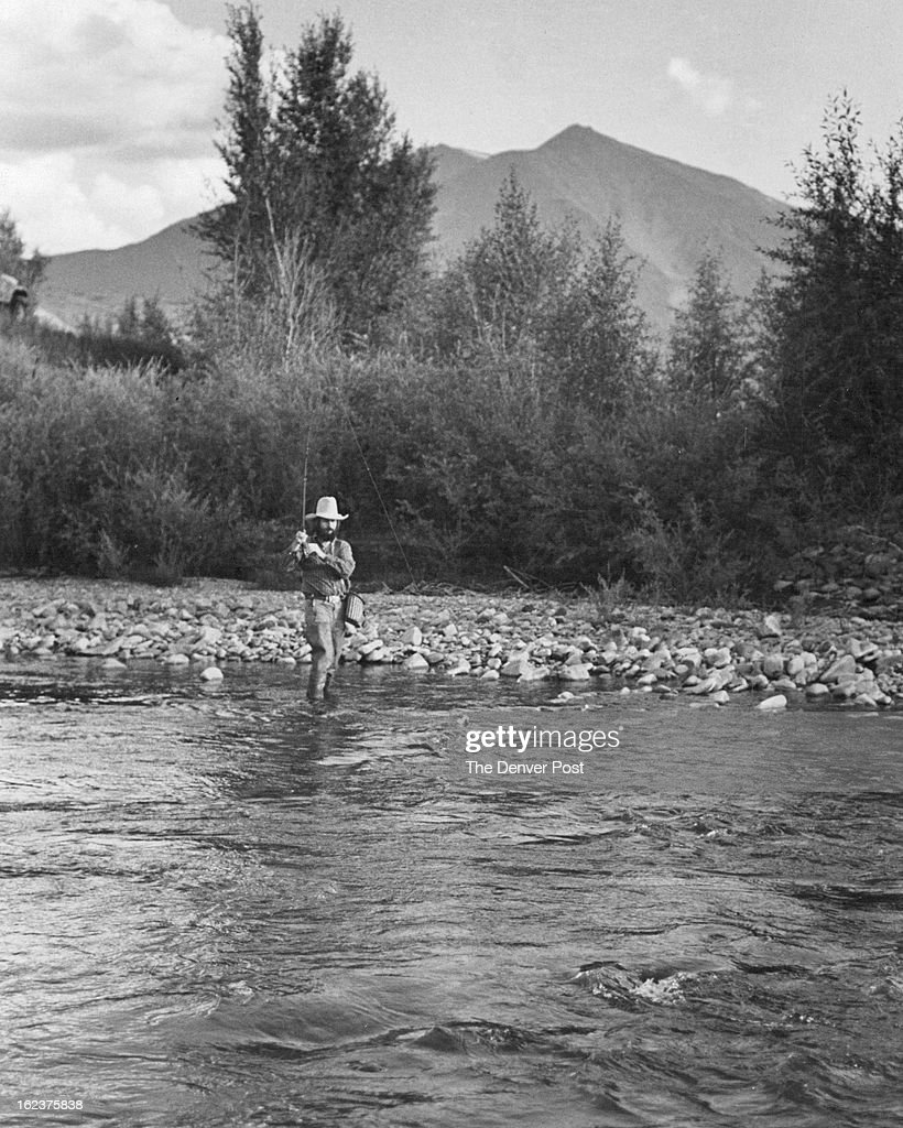 SEP 4 1980 Waters Like This Await Big Trout Contest Winners Roaring Fork River is one where anglers will try their luck this weekend