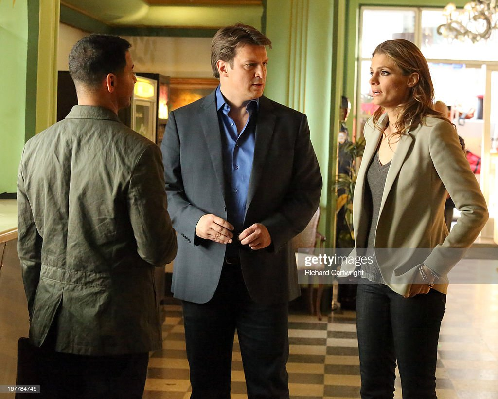 CASTLE - 'Watershed' - In the Season Finale, an interview with a high-profile federal law enforcement agency forces Beckett to reconsider what she wants out of her job -- and out of her relationship with Castle. Meanwhile, the body of a young woman is found floating inside the water tank of a skid row flop house, but as the team investigate, they discover that her final resting place is just one of many strange things about her death, on 'Castle,' MONDAY, MAY 13 (10:01-11:00 p.m., ET) on the ABC Television Network. KATIC