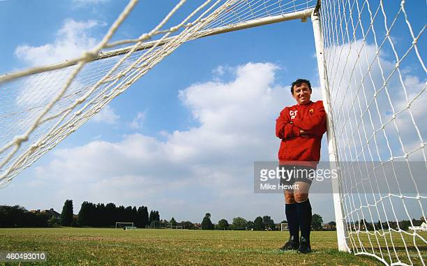 Watford manager Graham Taylor pictured during his second stint as manager on May 26 1997 in Wwatford England