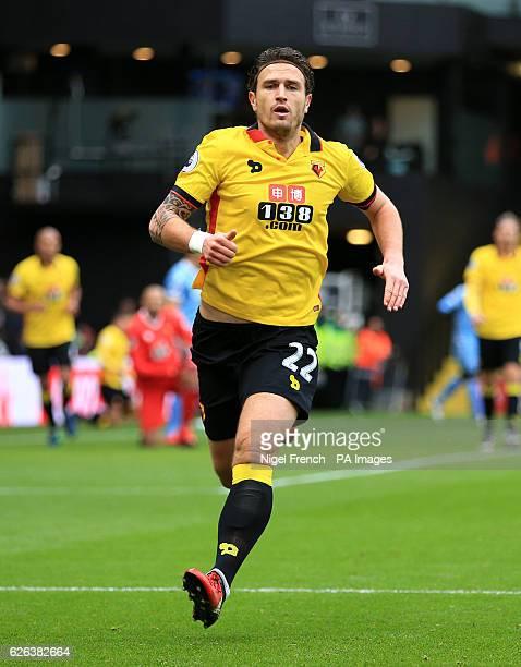Watford's Daryl Janmaat