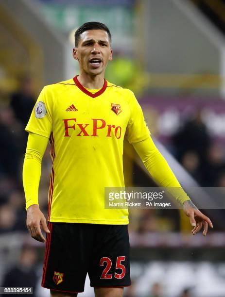 Watford's Jose Holebas